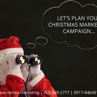christmas marketing campaign