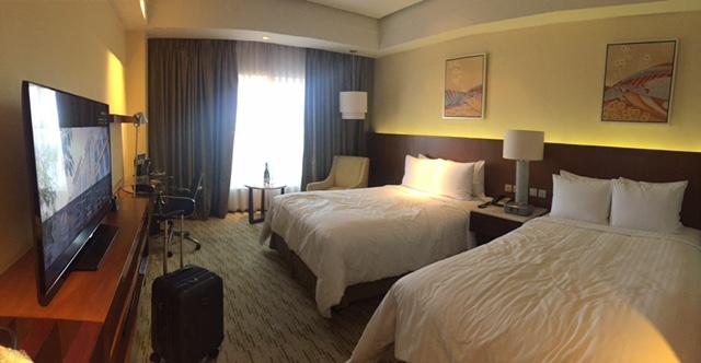 Birthday Staycation at Marriott Manila