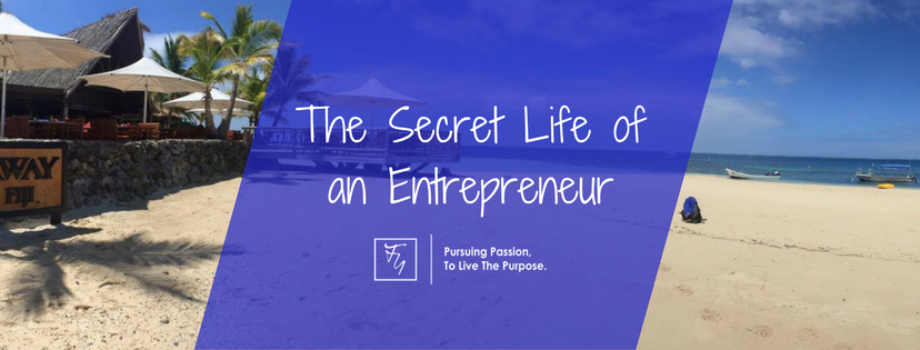 The Secret Life of an Entrepreneur