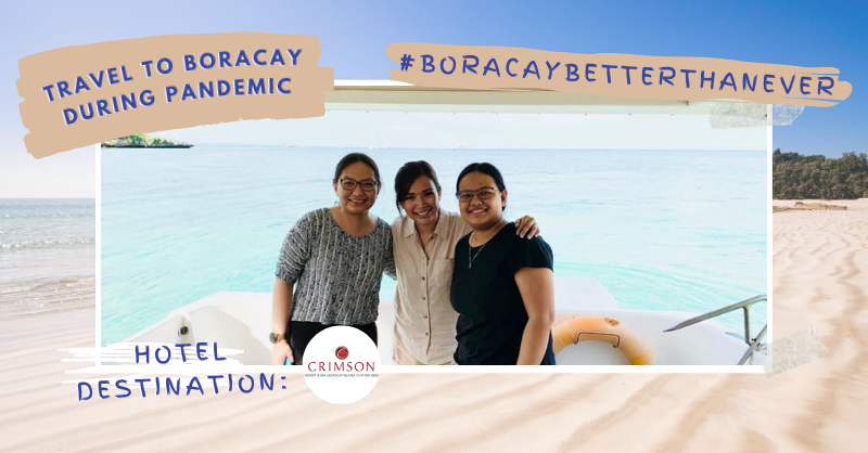 Travel to Boracay During Pandemic